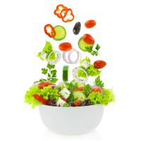 Menu Salade à composer