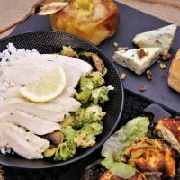 Plateau repas (viande)
