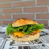 Menu Sandwich New York