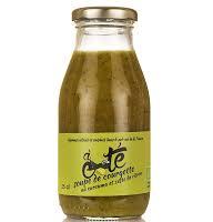 Soupe courgette au curcuma et citron BIO 0,25l