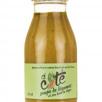 Soupe BIO de légumes et son brin de thym 0,25L