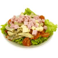 Menu Salade Fermière