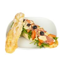 Menu Sandwich Italien