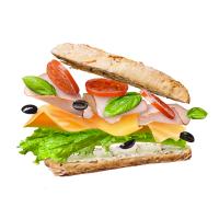 Sandwich à composer
