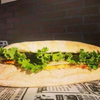 Menu Sandwich Alpin