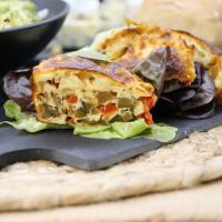 Plateau repas (végétarien)