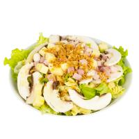 Menu Salade Parisienne