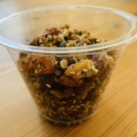 Mélange de graines et de fruits secs